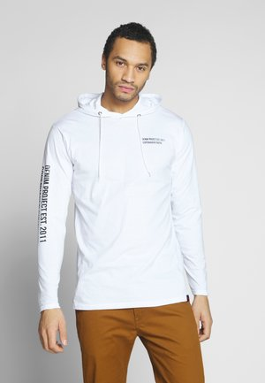 LUCA - Långärmad tröja - white