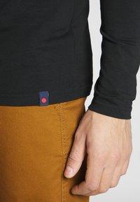 Denim Project - LUCA - Pitkähihainen paita - black - 3