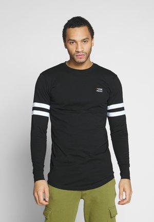 LUIGI - Long sleeved top - black