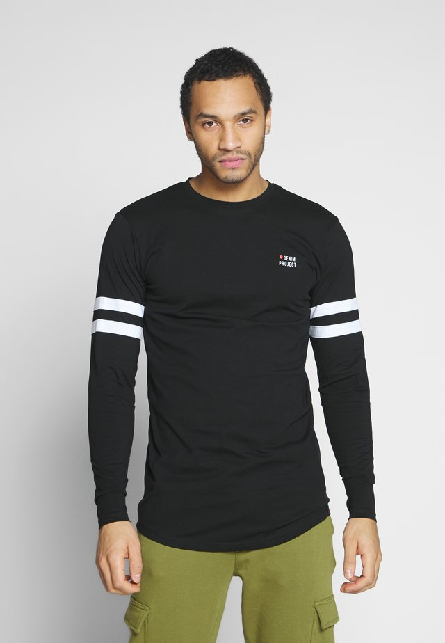 LUIGI - Långärmad tröja - black