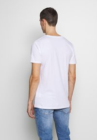 Denim Project - PABLO 2 PACK  - T-shirt basic - white - 3