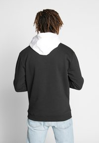 Denim Project - SUNU - Hoodie - white/black - 2