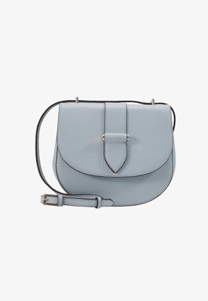 KIM SATCHEL BAG - Schoudertas - ice blue