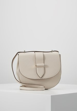 KIM SATCHEL BAG - Across body bag - oat