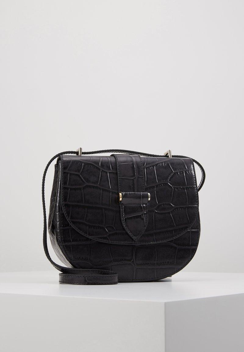Decadent Copenhagen - KIM SATCHEL BAG - Torba na ramię - black