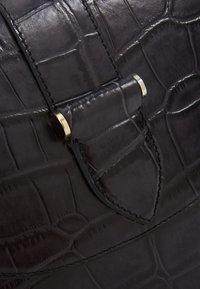 Decadent Copenhagen - KIM SATCHEL BAG - Torba na ramię - black - 6