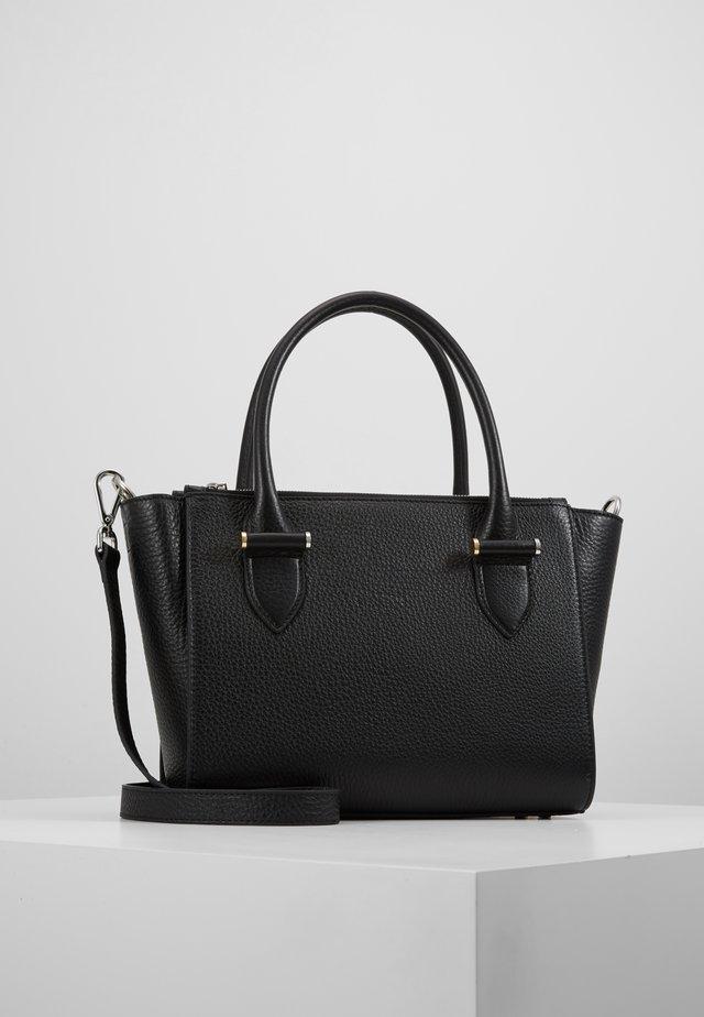 SMALL BAG - Käsilaukku - black