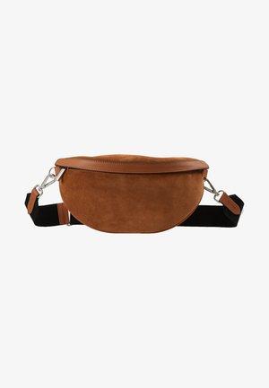 TRINA SMALL BUM BAG - Bum bag - cognac