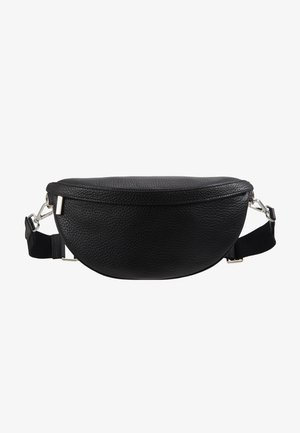 TRINA SMALL BUM BAG - Rumpetaske - black