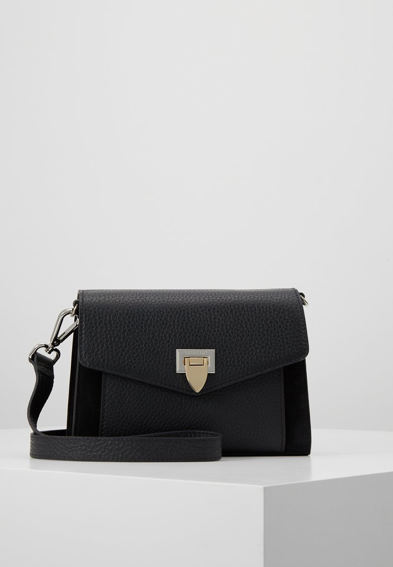Decadent Copenhagen - NATASHA SMALL CROSS OVER - Sac bandoulière - black