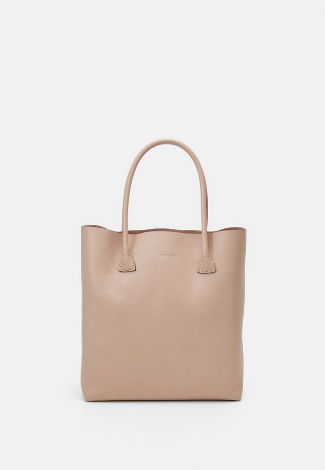 ELSA PLAIN TOTE - Shopping bag - rose
