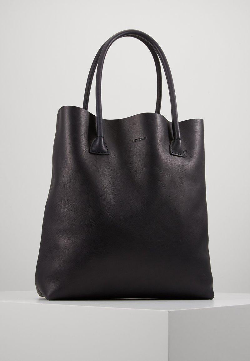 Decadent Copenhagen - ELSA PLAIN TOTE - Shopping Bag - navy