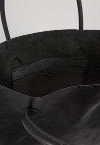 Decadent Copenhagen - ELSA PLAIN TOTE - Tote bag - black - 4