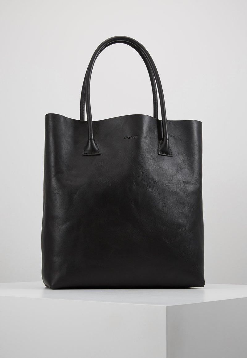 Decadent Copenhagen - ELSA PLAIN TOTE - Tote bag - black