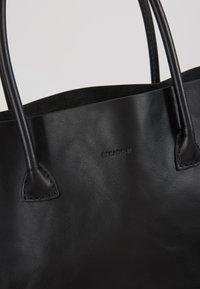 Decadent Copenhagen - ELSA PLAIN TOTE - Tote bag - black - 6