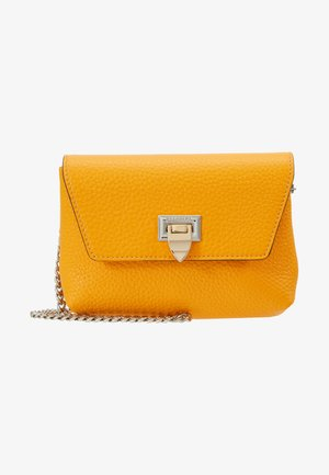 CLEVA SMALL POUCH - Skulderveske - golden yellow