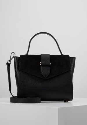 CARRIE SMALL TOTE HANDLE - Kabelka - black