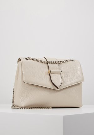 MARIA MEDIUM CHAIN BAG - Torba na ramię - oat