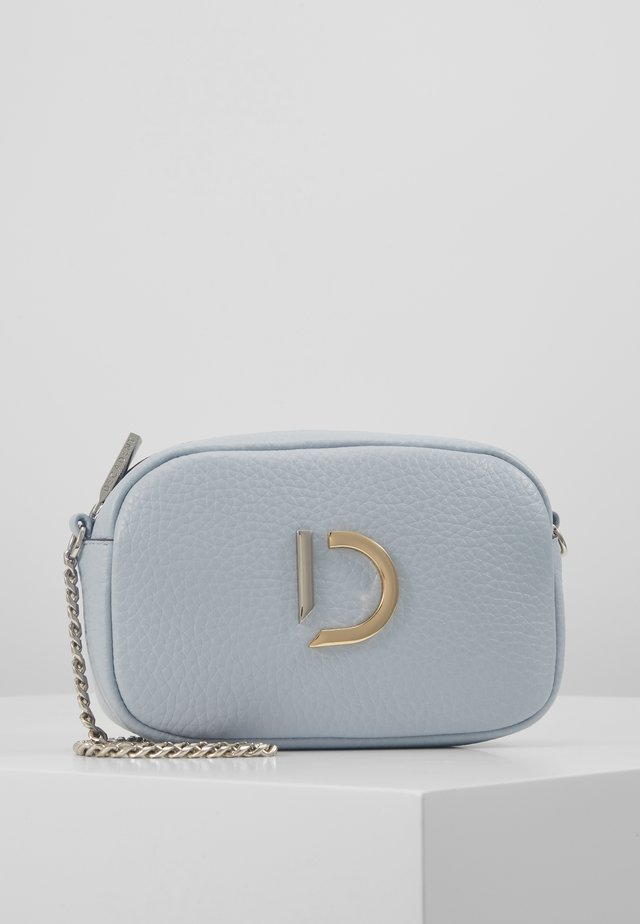 MICHELLE TINY BAG - Borsa a tracolla - ice blue