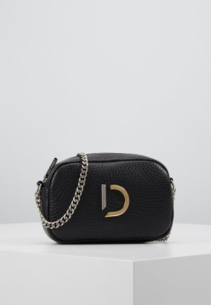 MICHELLE TINY BAG - Taška spříčným popruhem - black