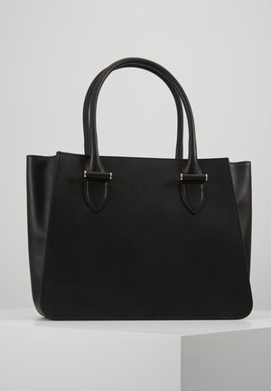 EDIE BIG TOTE - Handtasche - black