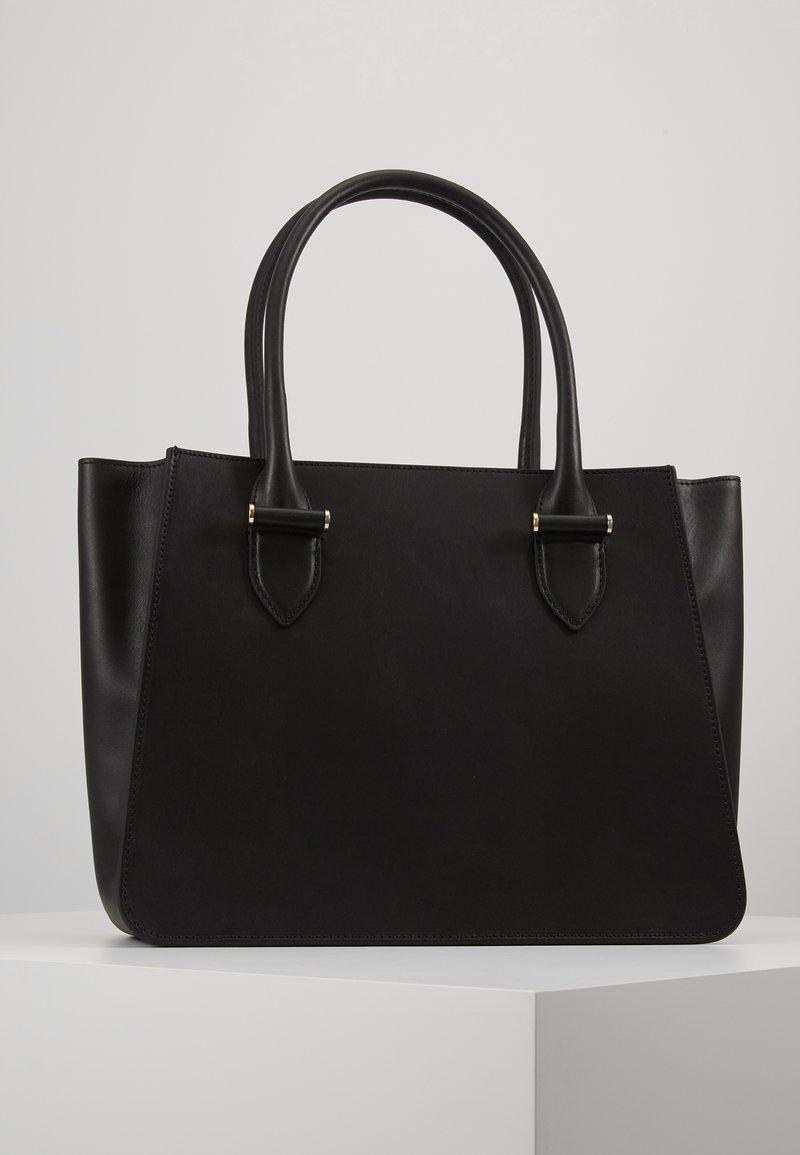 Decadent Copenhagen - EDIE BIG TOTE - Handtasche - black