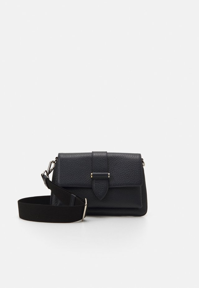 GLORIA DOUBLE BAG - Across body bag - navy