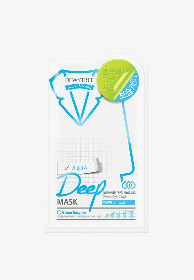AQUA DEEPMASK - Ansiktsmask - -