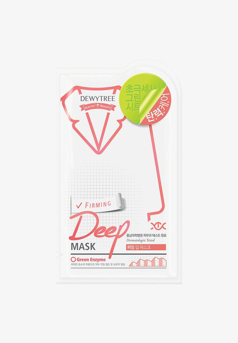 DEWYTREE - FIRMING DEEPMASK - Ansiktsmask - -