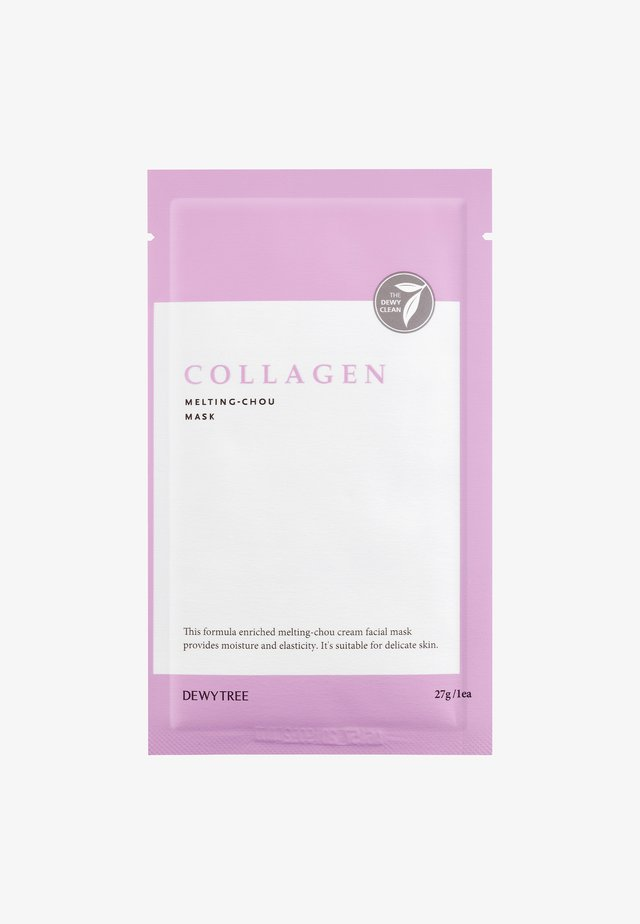 COLLAGEN MELTING-CHOU - Face mask - -