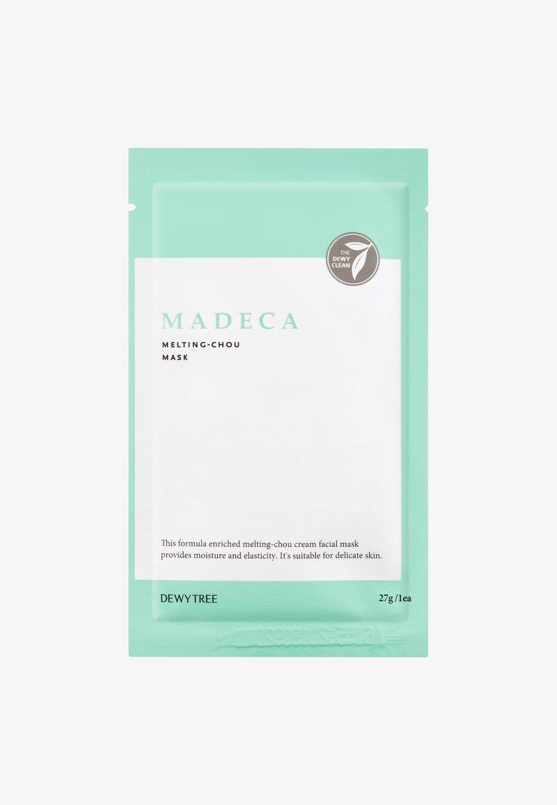 DEWYTREE - MADECA MELTING-CHOU - Ansiktsmask - -
