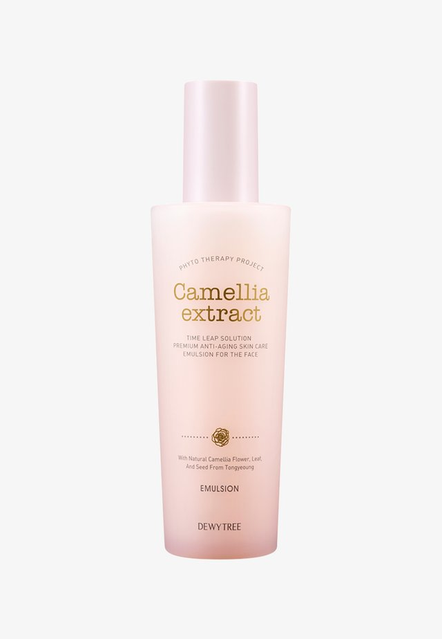 CAMELLIA EXTRACT EMULSION - Face cream - -