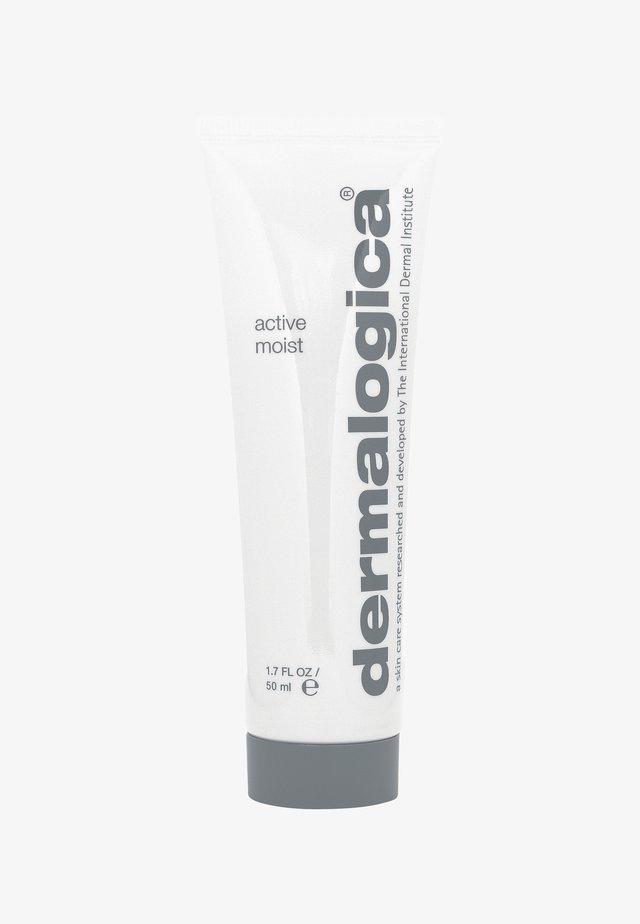 ACTIVE MOIST  - Face cream - -
