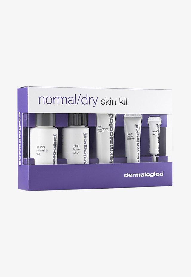 SKIN KIT - NORMAL/DRY NEW - Skincare set - -