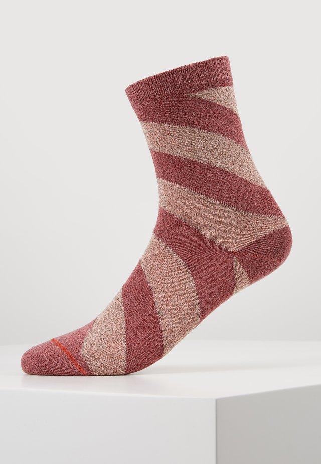 MARIA ROSE - Ponožky - rose