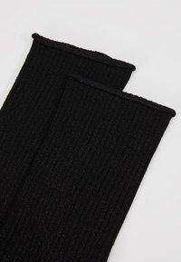 Dear Denier - MALENE GLITTER - Socks - black - 2