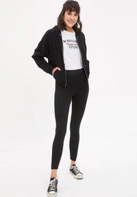 DeFacto - Leggings - Trousers - black - 3