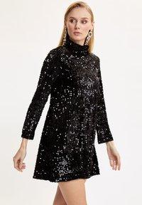DeFacto - Vestido de cóctel - black - 3