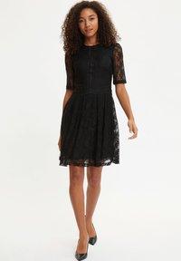 DeFacto - Vestito elegante - black - 0