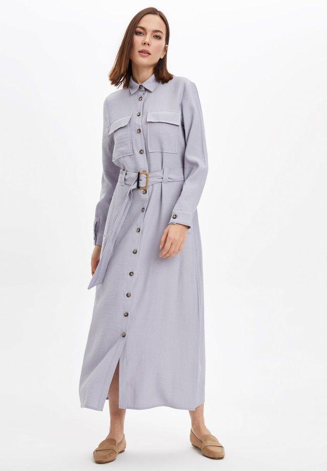 Skjortklänning - blue