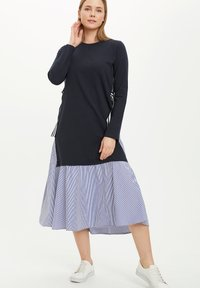 DeFacto - Day dress - navy - 0
