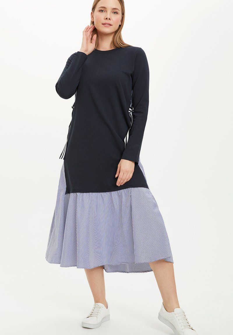 DeFacto - Day dress - navy