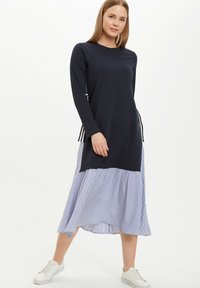 DeFacto - Day dress - navy - 1