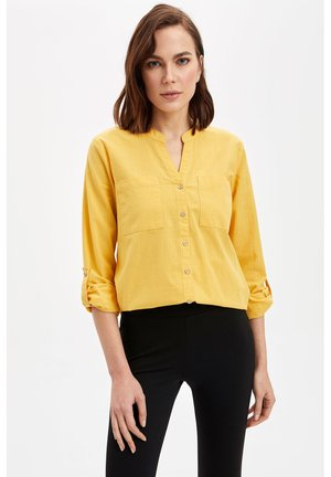 Skjortebluser - yellow
