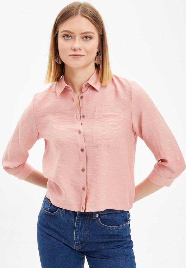 DEFACTO  WOMAN  - Button-down blouse - pink