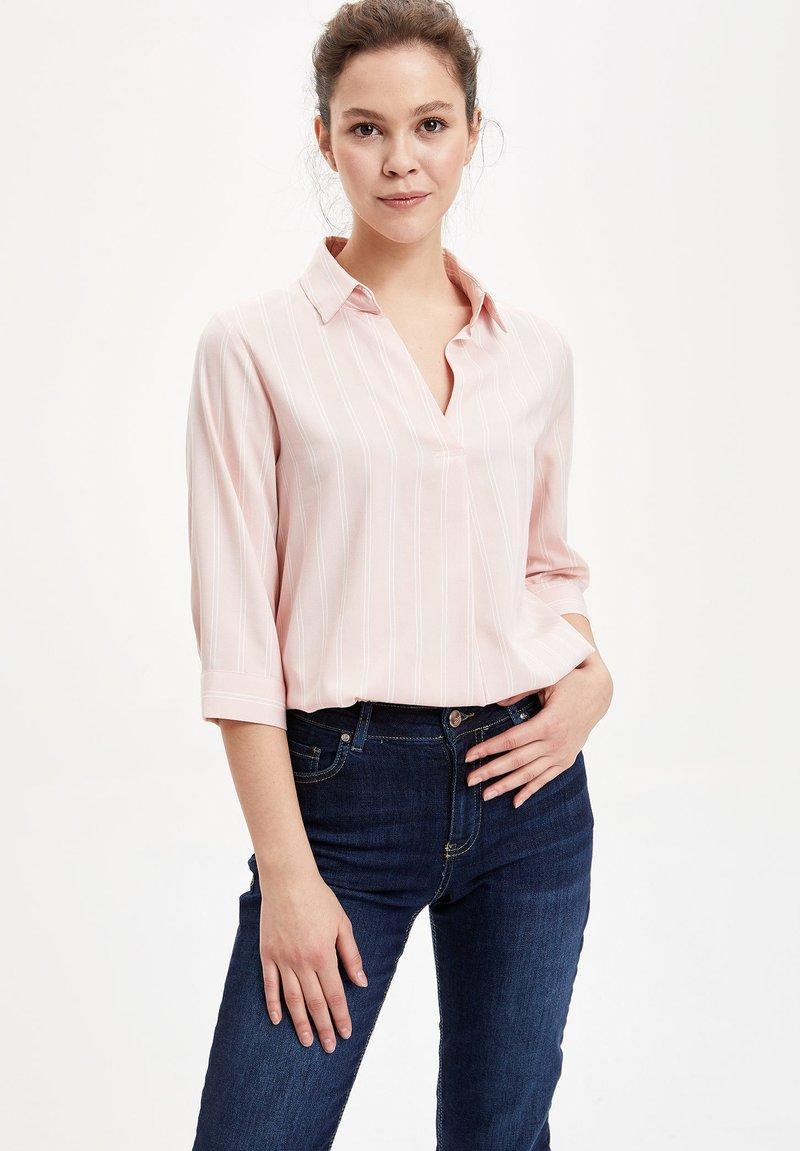 DeFacto - Bluzka - pink
