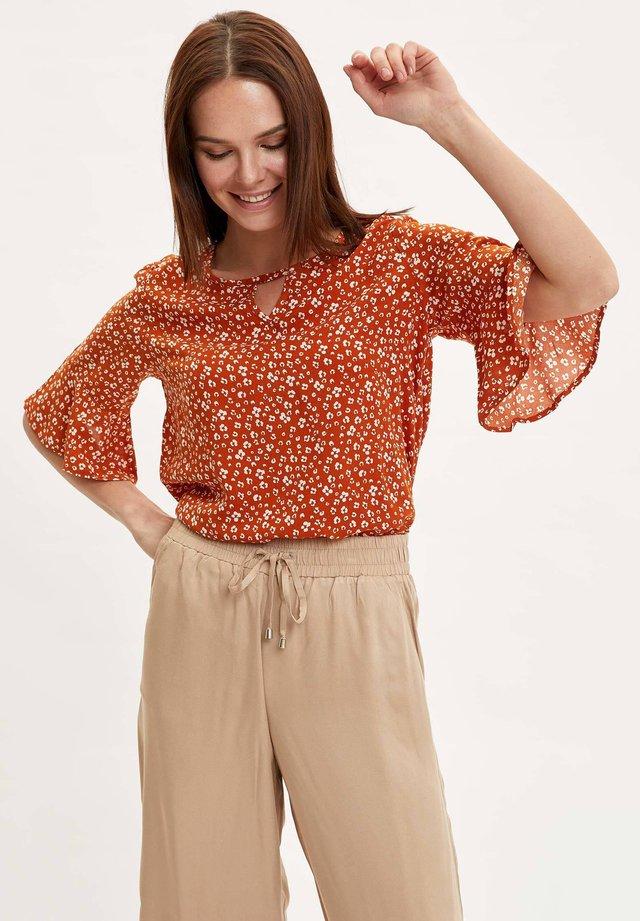 DEFACTO WOMAN ORANGE - Blouse - orange