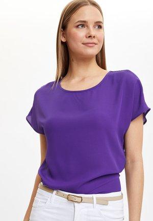 Pusero - purple