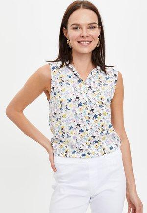 Camicia - turquoise