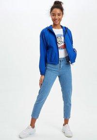 DeFacto - Light jacket - turquoise - 1